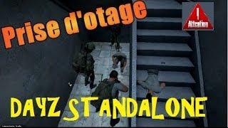 DayZ standalone : Un anglais qui aime les français / Prise d