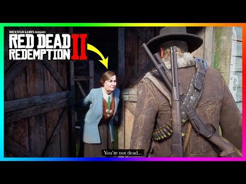 What Happens If Arthur Turns In ALL Of The Dinosaur Bones Instead Of John In Red Dead Redemption 2? thumbnail