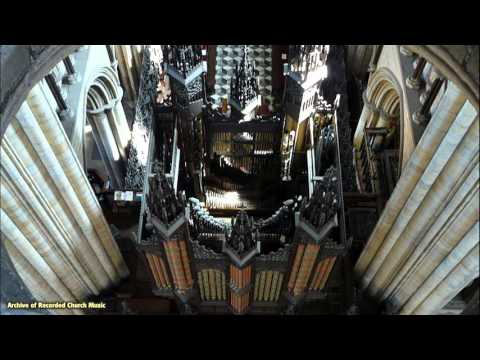 """English Cathedrals and their Music"" 2: Beverley Minster 1981 (Alan Spedding)"