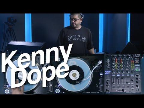 "Kenny Dope special 7"" PLX-1000 set  - DJsounds Show 2015"