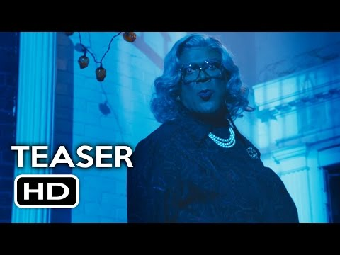 Boo! A Madea Halloween Official Teaser Trailer #1 (2016) Tyler Perry, Bella Thorne Comedy Movie HD