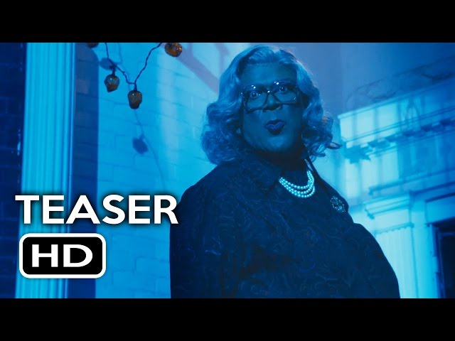 trailer for tyler perrys boo a madea halloween released majic 1021