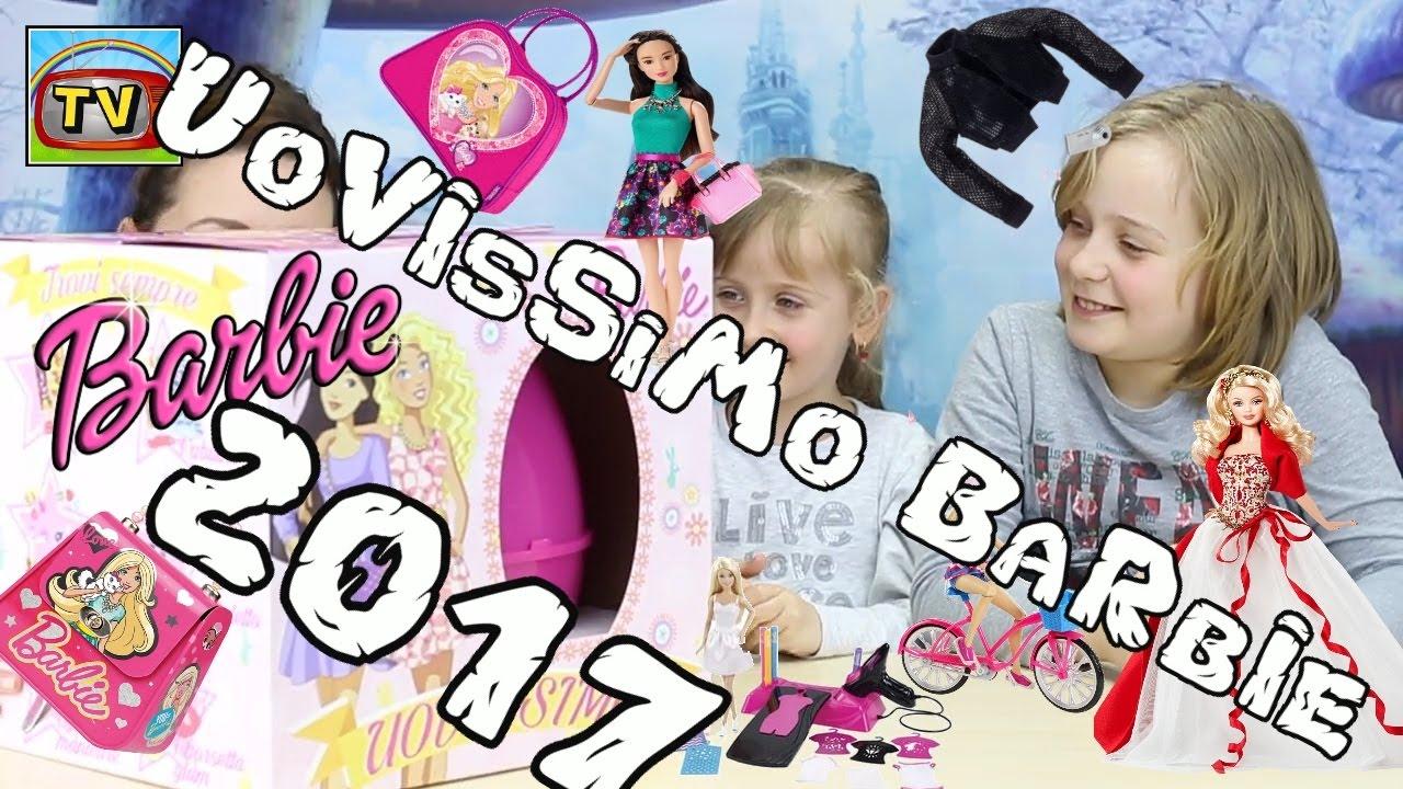 barbie uovissimo novita pasqua 2017 per una pasqua tutta