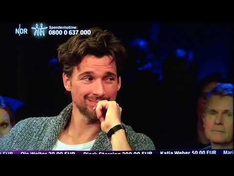 Florian David Fitz - NDR Talkshow vom 15.12.17