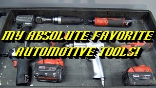 Mini Tool Reviews #11: The Top Automotive Repair Tools I Use Everyday!