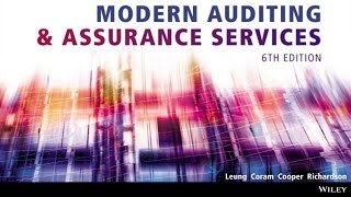 Modern Auditing & Assurance Services 6th Edition Interactive E-Text(Modern Auditing & Assurance Services 6th Edition by Leung can now be purchased as an Interactive E-Text! You can make highlights and take notes, as well as ..., 2014-09-22T01:02:45.000Z)