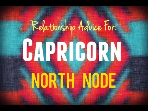 Capricorn relationship advice