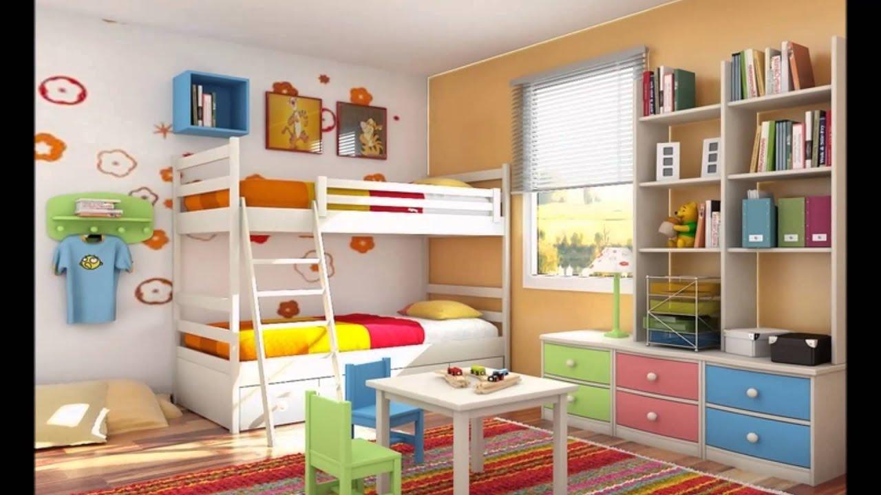 Habitaciones infantiles los ultimos y mejores dise os for Mejores recamaras
