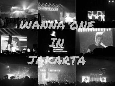 [FANCAM] 180715 WANNA ONE World Tour 'ONE: THE WORLD' In Jakarta