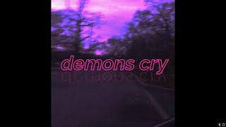 [FREE] (Guitar) xxxtentacion x The Kid LAROI Type Beat 2021 - demons cry (Prod.Rokke)