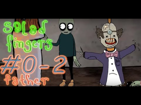 Salad Fingers 0 - Part 2: (Father)