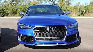 What It's Like To Drive A 700HP Audi RS7!!!