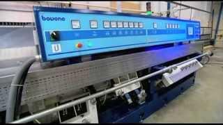 BOVONE - Станок для обработки кромки стекла(BOVONE - лидер отрасли обработки кромки стекла, разрабатывает и производит надежные станки для качественной..., 2013-01-22T12:06:24.000Z)