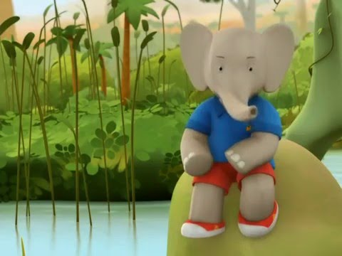 Babar and the Adventures of Badou - 1 - Spy Trap / Sneazles