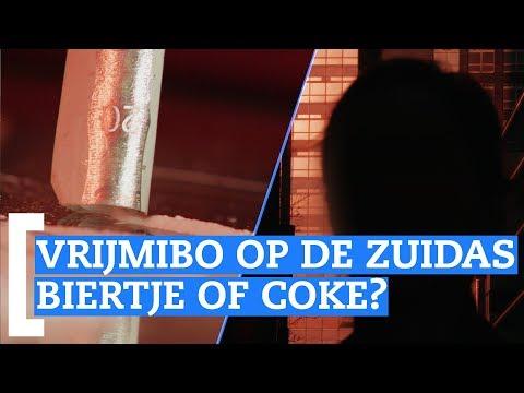 """'Anna' vertelt over het coke gebruik op de Zuidas: """"Je moet je verantwoorden als je het niet doet"""""""
