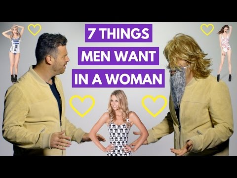 Thumbnail: 7 Proven Things Men Want in a Woman | Adam LoDolce