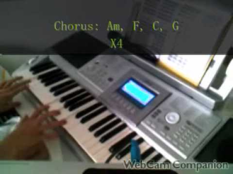 How To Play Stay Miley Cyrus On Piano Tutorial Youtube