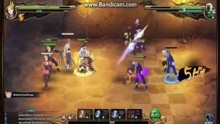 Naruto Online: Ninja Exam Lv 98 | Wind Main (Breeze Dancer)