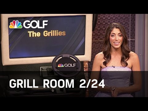 Grill Room February 26 | Golf Channel