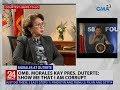 Morales Hinamon Si Duterte Na Patunayang Siya Ay Tiwaling Opisyal