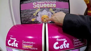 Squishy Squeeze Toys Capsule Toy Machine