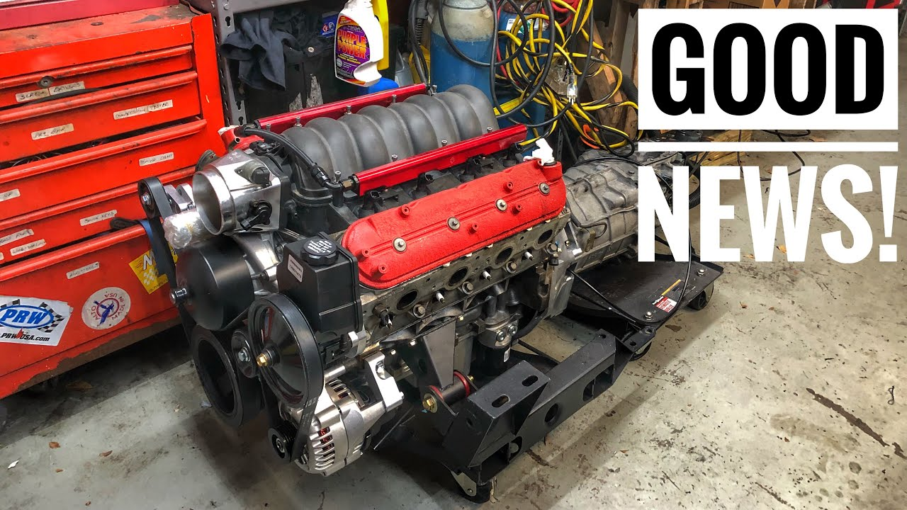 Budget LS Swap Miata EP 17 Fuel Rail and Injectors + Welding the Ford 8 8  Diff