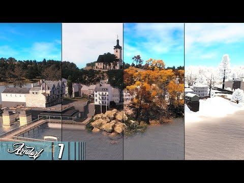 Cities Skylines: ARNDORF - ALL 4 SEASONS over Ben's Island #7