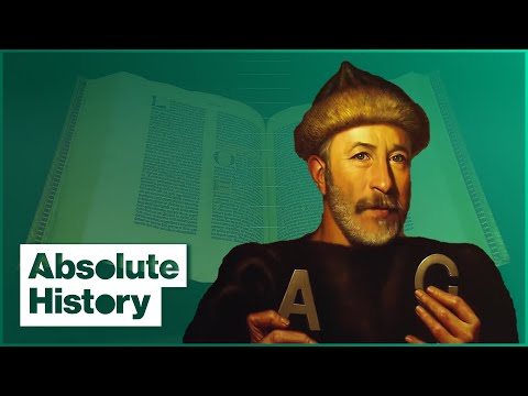 The Inventor Of The World's First Printing Press | Absolute History