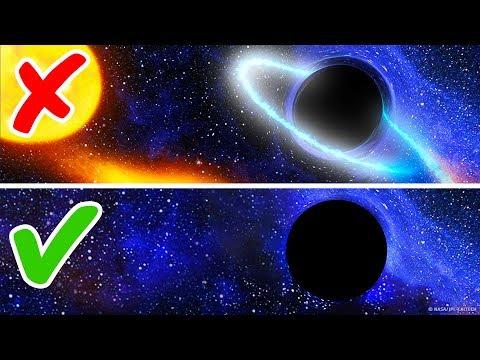 24 мифа о космосе, развенчанных железными фактами
