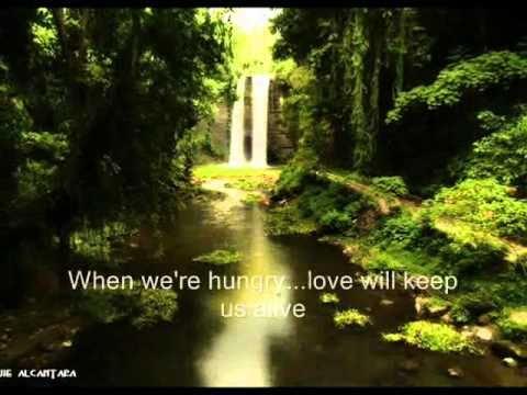 Love Will Keep Us Alive (With Lyrics) EAGLES