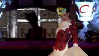Moda Flamenca 2015. Juana Martín. 'Entre dos aguas'