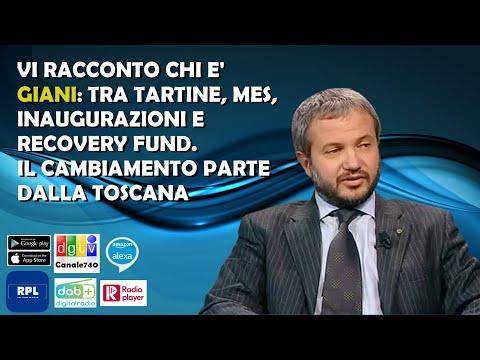 Vi racconto chi è Giani:tra tartine, MES, inaugurazione e Recovery Fund. Claudio Borghi Aquilini
