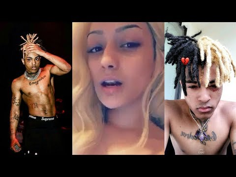 XXXTentacion Is Upset Fans Are Creating Pictures Of Jocelyn Flores That Passed Away