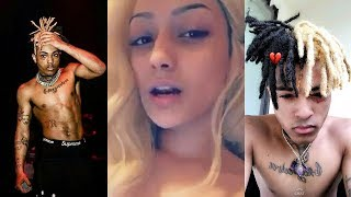 XXXTentacion is Upset Fans are Creating Pictures of Jocelyn Flores That Passed Away thumbnail