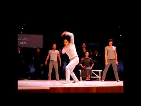 """Danza Contemporánea: """"Las Bodas de Igor Stravinski"""" Oscar Ruvalcaba."""