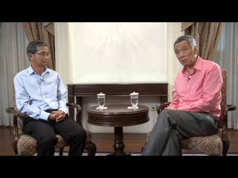 PM Lee Hsien Loong: Interview with CLC 6 (most pressing concerns today)