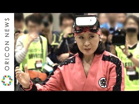 小林幸子、真っピンクの柔道着で篠原信一と対決!『ニコニコ超会議2017』『超・超人祭り』