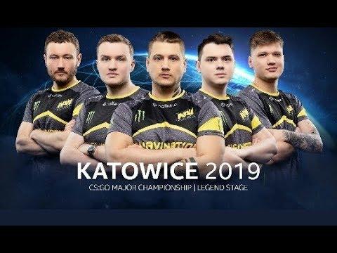 Navi Teamspeak From Group Stage (IEM Katowice 2019)