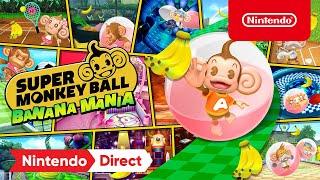 Super Monkey Ball Banana Mania – Announcement Trailer | E3 2021