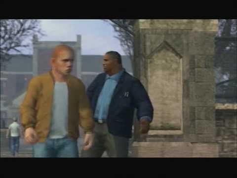PS2 Bully Gameplay
