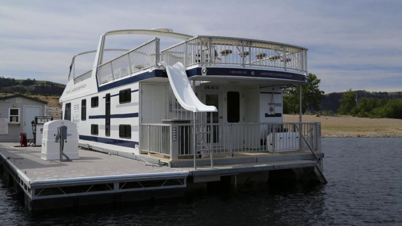 Lake Roosevelt Houseboat Testimonials