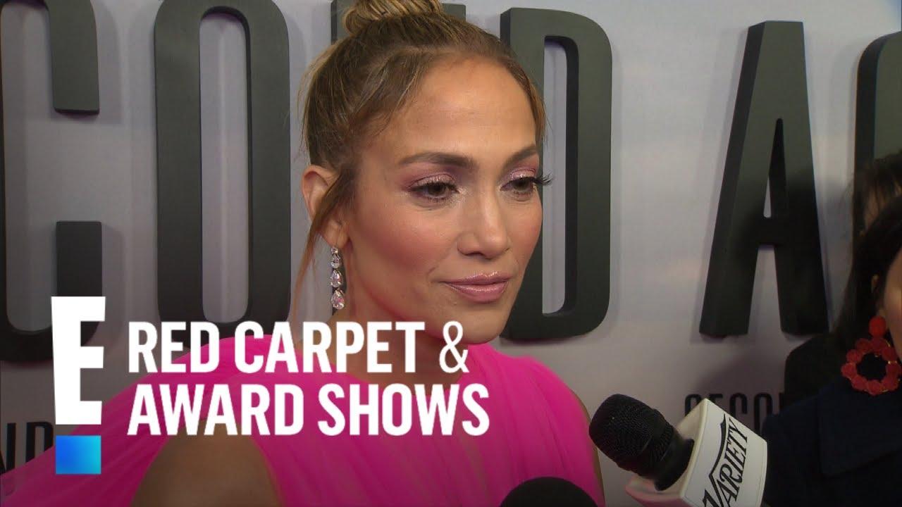 Jennifer Lopez Explains Inspiration Behind Sia's
