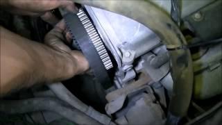 VideoTutorial HD | Procedimiento de Cambio de Kit Distribucion Hyundai Atos Prime 1.1 Motor 4HG