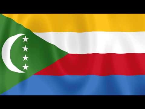 Comoros National Anthem - Udzima wa ya Masiwa (Instrumental)