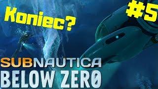 Zakończenie wersji Early Acess i Budowa Bazy - Subnautica Below Zero PL #5  gameplay po polsku