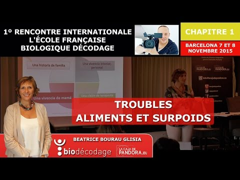 Troubles en surpoids et de l'alimentation par Beatrice Boura