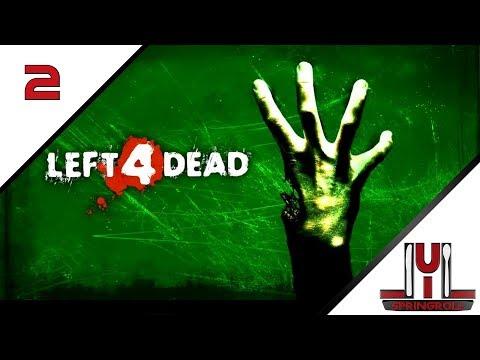 Ger |  Left 4 Dead | Campaign Adventure part 2