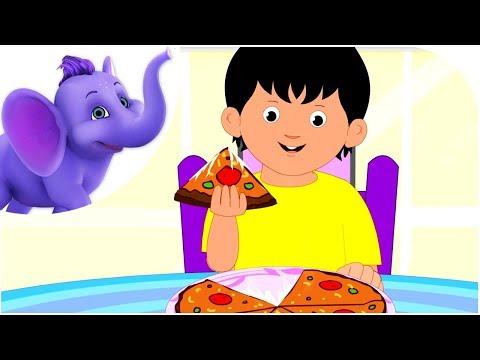 The Pizza Song - Nursery Rhyme