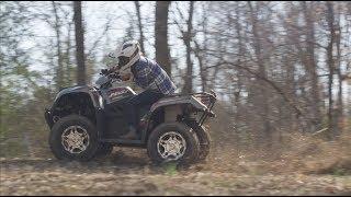 KYMCO MXU 450i LE - ATV Demo