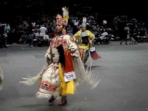 Women's Southern Traditional - 2008 Black Eagle Pow Wow ...